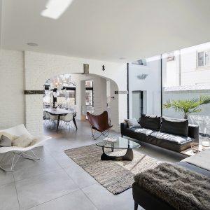 Architect Peter Rutten verlaagd plafond