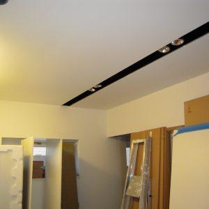 Lichtkoof gyproc plafond