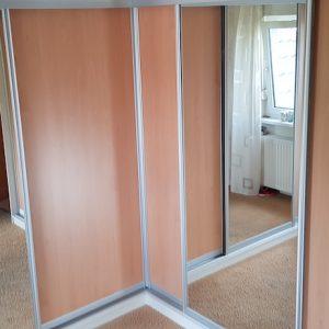 Maatwerk Schuifdeuren dressing spiegels